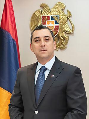 Arto Artinian Honorary Consul – Consulate of the Republic of Armenia